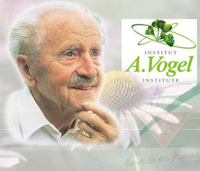 Alfred Vogel. Una vida dedicada a la Naturopatia y la investigación
