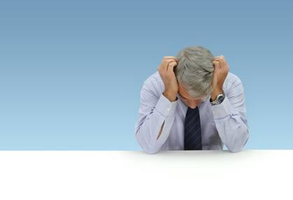 Desesperanza o síndrome de Burnout