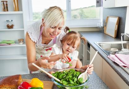 Recetas vegetarianas para Bebés y Niños