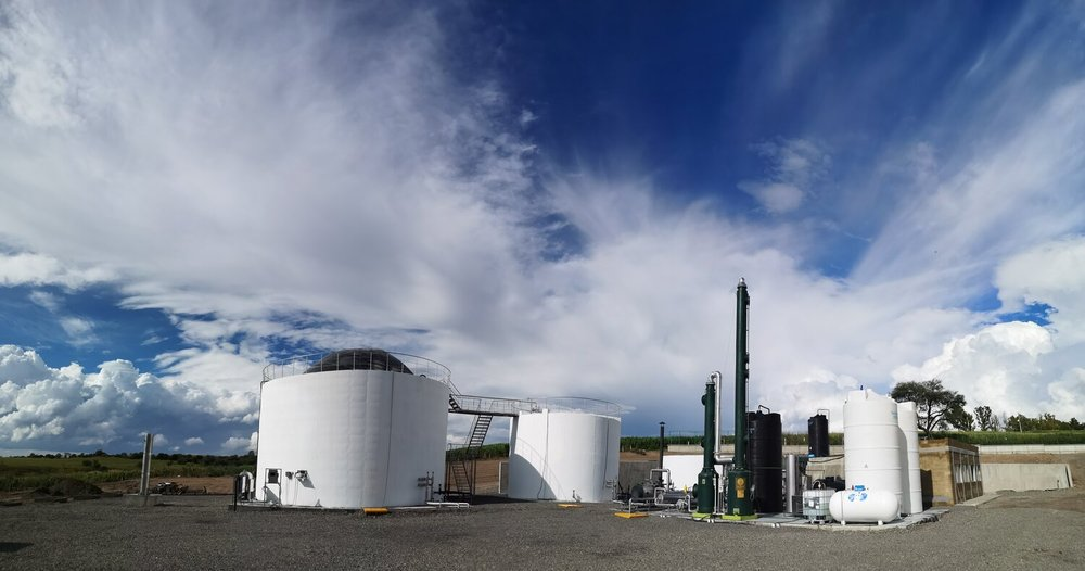 Ductor to develop 200 biogas projects in the EU and North America