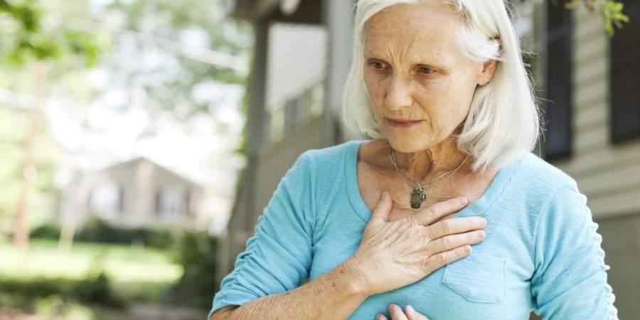 老年婦人出現血便肛門痛 原來是肛門癌!