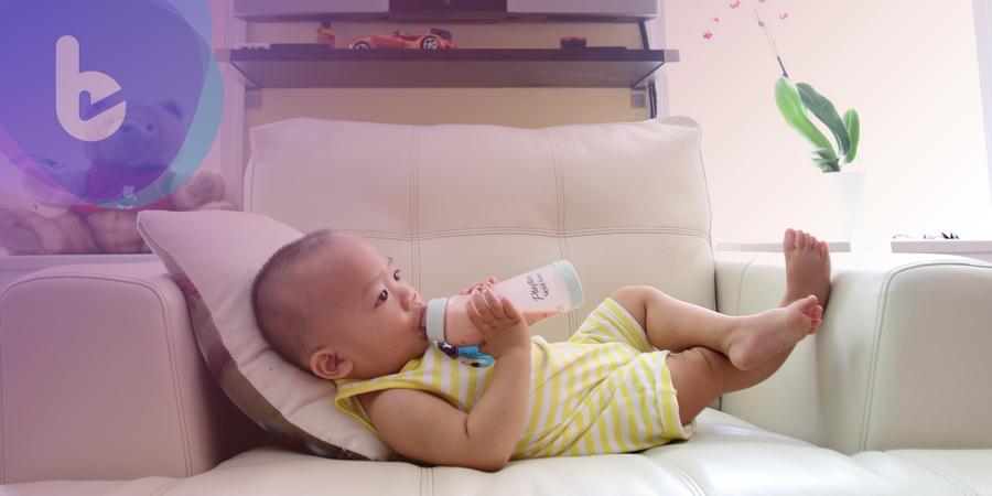 銜接母乳,羊奶配方也是好選擇