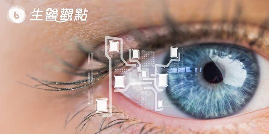 人工電子眼的原理