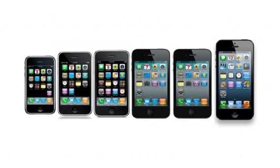 all-apple-iphones