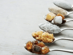 Cukier, substancje słodzące