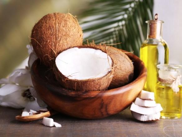 Coconut oil | Olej kokosowy