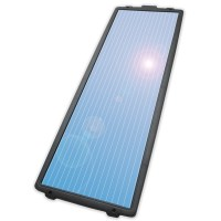 20W Solar Recharging kit for the  BioPac'r