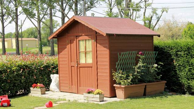 Maison de jardin une idée déco et pratique