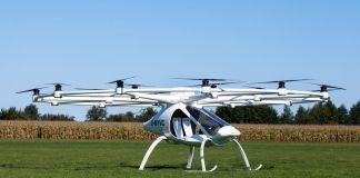 Volocopter, arriva il primo drone taxi volante autopilotato [VIDEO]