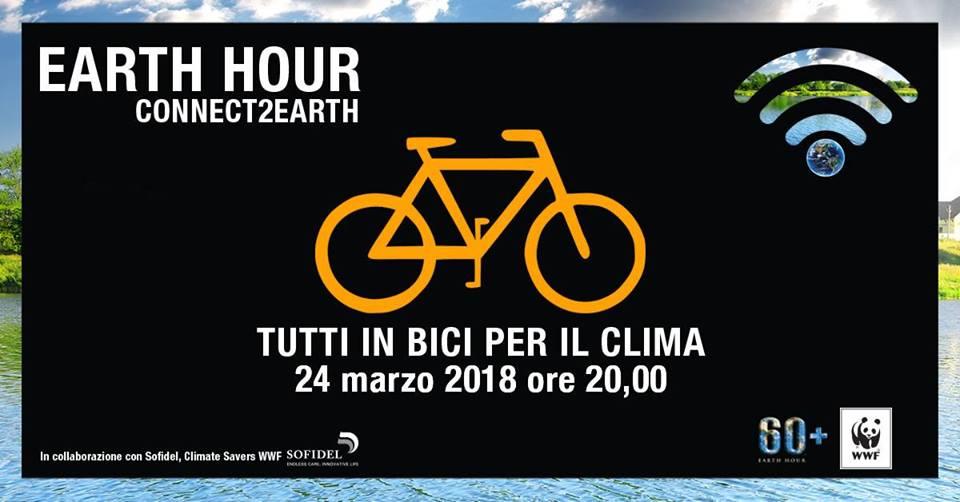Image result for PEDALATA PER IL CLIMA WWF