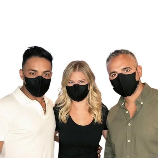 Antiviral Technology Mask | Biopolis ViralOff®