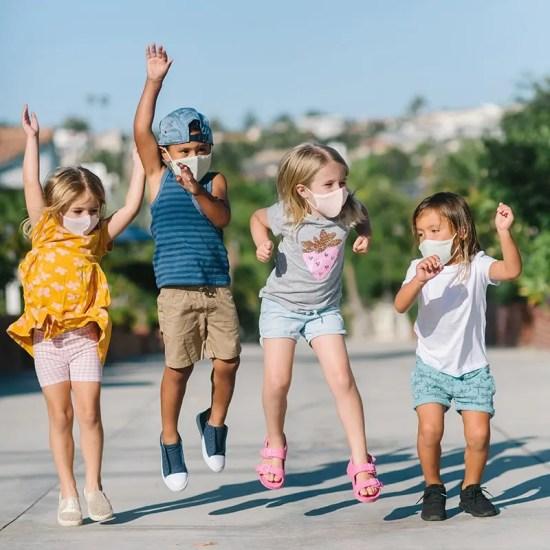 Biopolis Child masks | Biopolis Perma masks