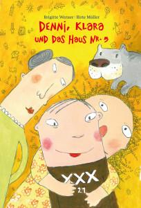 (c) Brigitte Weber: Denni, Klara und das Haus Nr. 5, Verlag Freies Geistesleben.