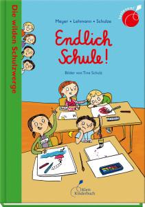 Endlich Schule Cover