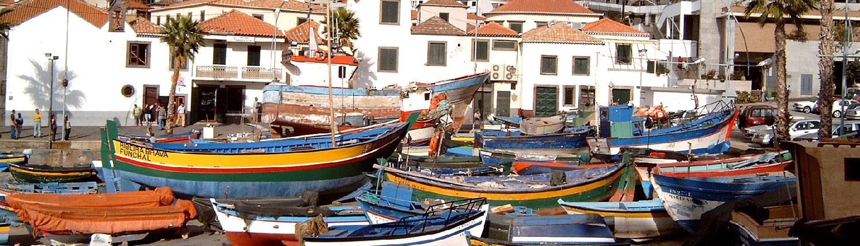 Reisebericht - Madeira 2004