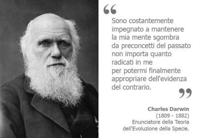 Charles Darwin - Biosicurezza