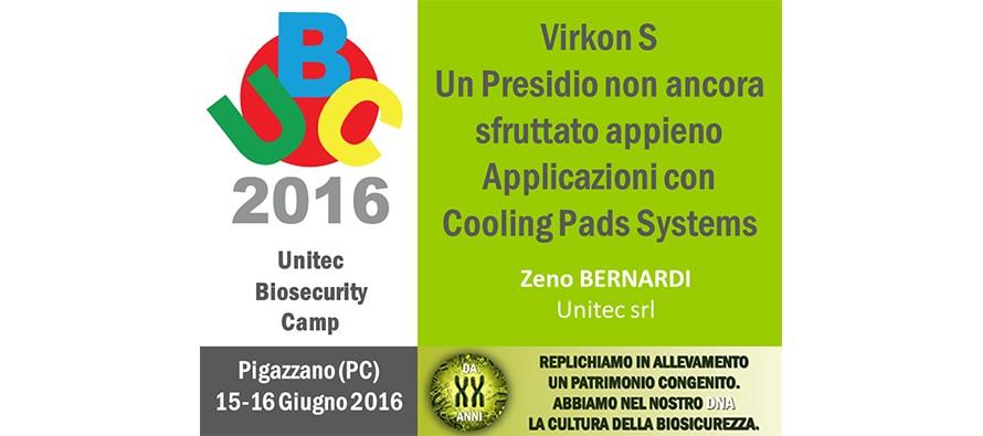 VirkonS cooling pads