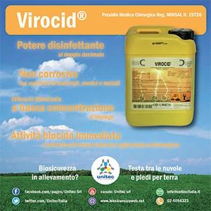 Scheda Prodotto Virocid