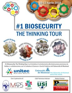 Biosecurity Thinking Tour