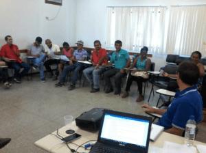 Reunião do Projeto Bahia Produtiva