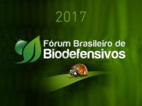 Fórum Brasileiro de Biodefensivos 2017