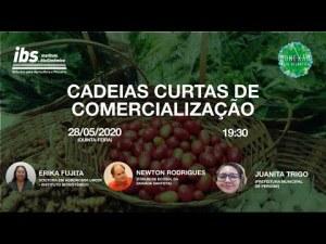 Conexão Mata Atlântica promove debate sobre Cadeias Curtas de Comercialização