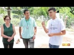 IBS participa de reportagem sobre PANC no programa Rural Produtivo