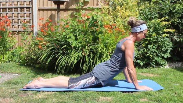 Individual Exercises: Yoga & Pilates