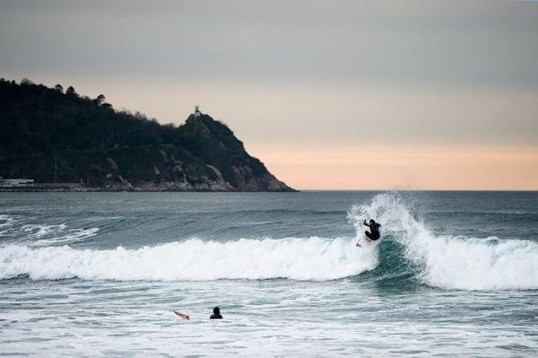 Zarautz- Mejores playas de España para surfear