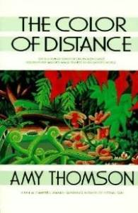Amy_Thomson_The_Color_of_Distance top fiction books featuring biotech - a bibliophile's must-read list