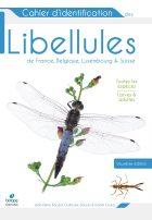 Seconde édition du Cahier d'Identification des Libellules de France, Belgique, Luxembourg et Suisse