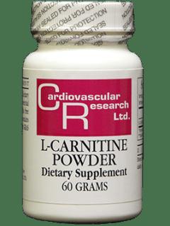 l carnitine ecological formulas