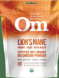 lions mane mushroom organic nootropic