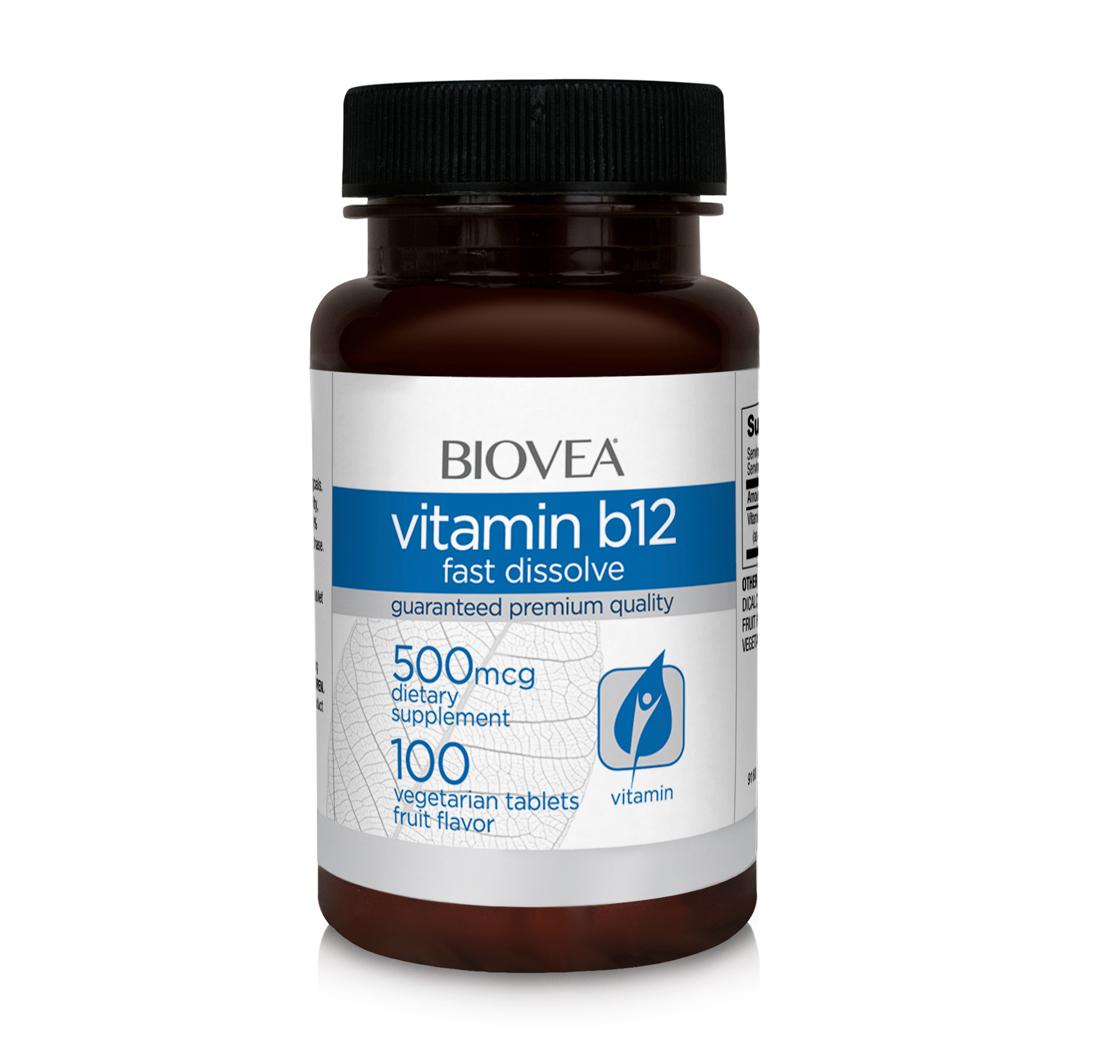 Vitamin B12 Fast Dissolve