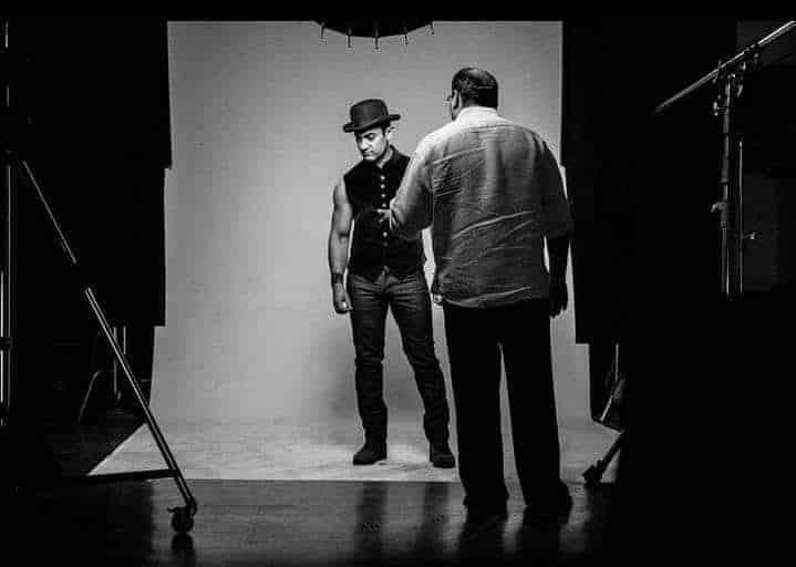 Aamir Khan latest photo