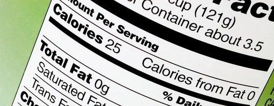 διατροφική ανάλυση επισήμανση ετικέτα
