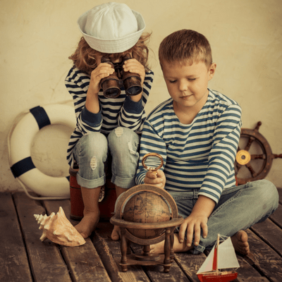 Tips for Traveling the World with Children Ages 0-5
