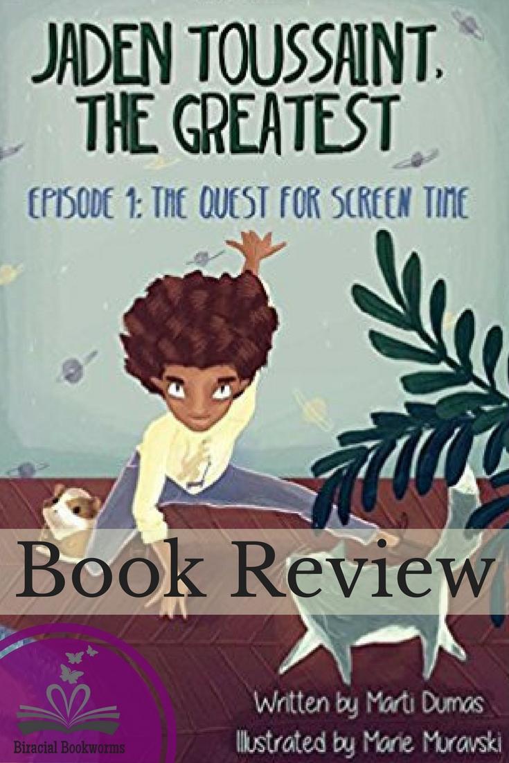 Jaden Toussaint Book Review