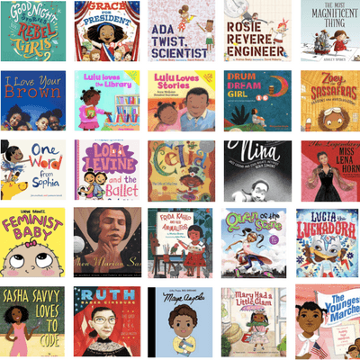 Multicultural Book Advent: Books for Strong Girls