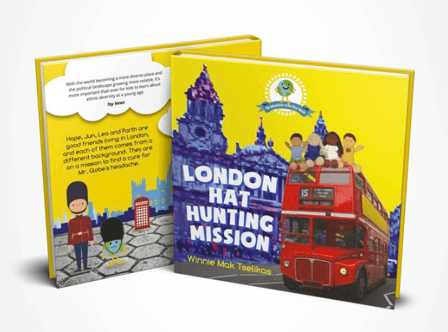 London Hat Hunting Mission: Book Review
