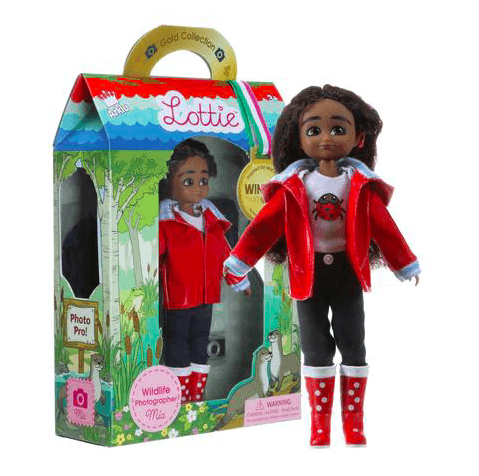 Lottie Dolls: Giving Every Child a Hero