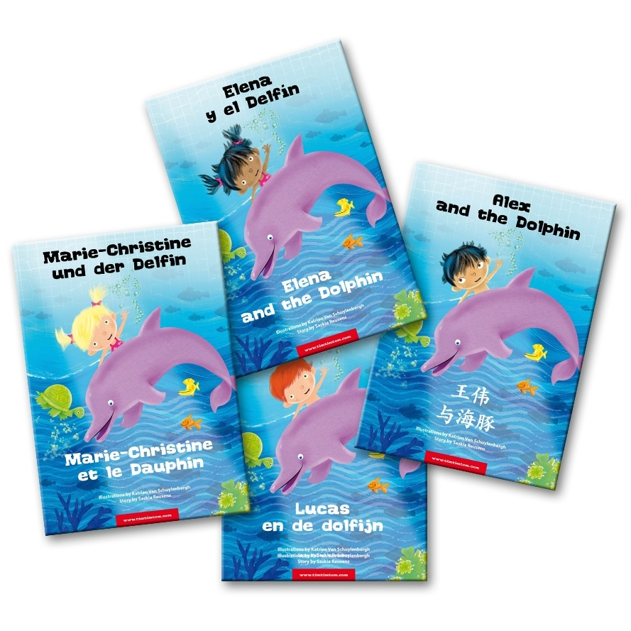TimTimTom Bilingual Book Review