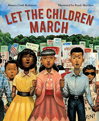 Let The Children March: Interview with Monica Clark-Robinson