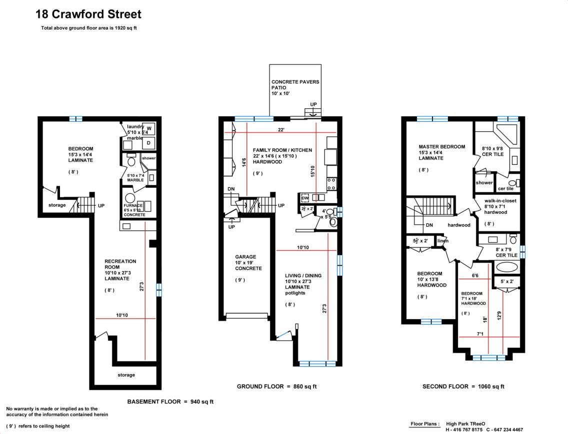 CrawfordSt18-Floorplans