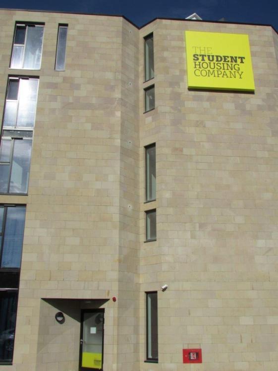 Edinburgh - student residences (8)