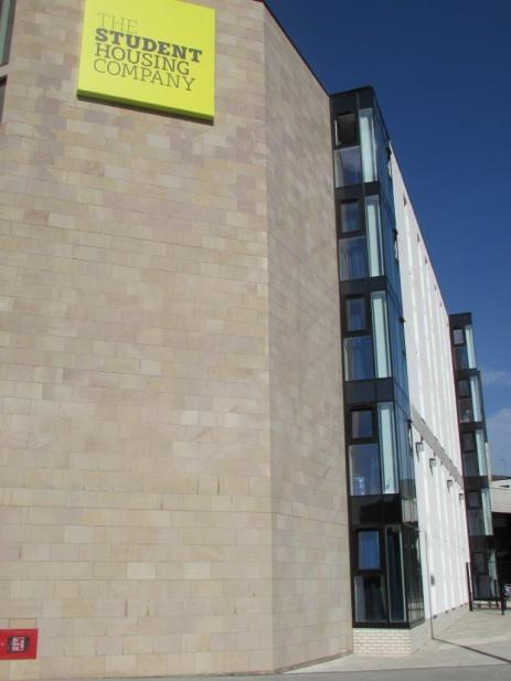 Edinburgh - student residences (9)