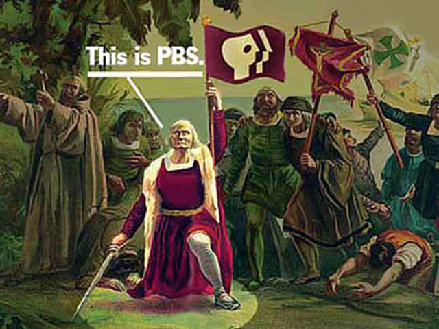 This is PBS? Or not exactly?
