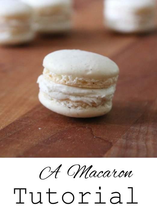 How To Say Macaron : macaron, Macaron, Tutorial, Birch, Baking