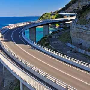 Avustralya Gezi - Sea Cliff Bridge