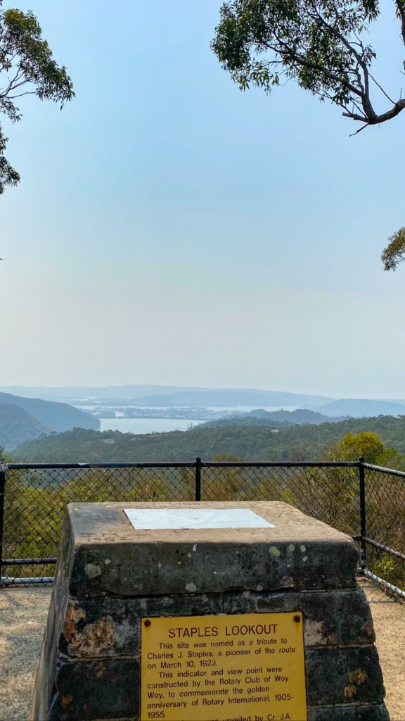 Staples Lookout, NSW